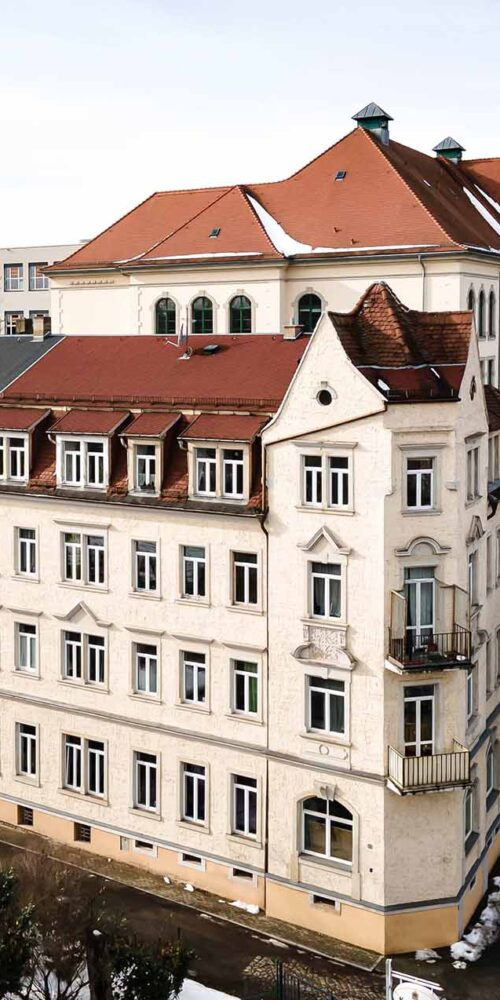 Purchase residential real estate in Dresden