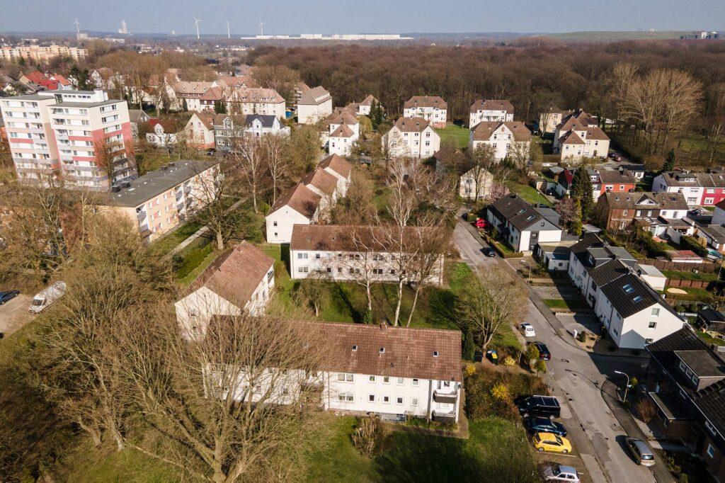 Residential complex in Dortmund