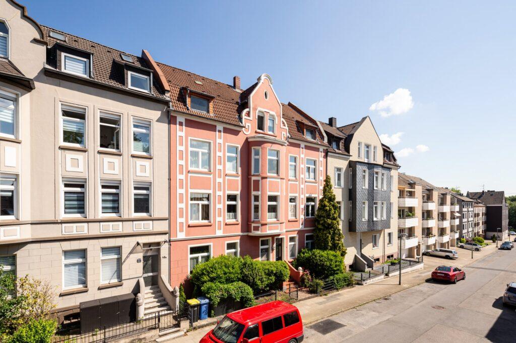 Apartment building in Essen