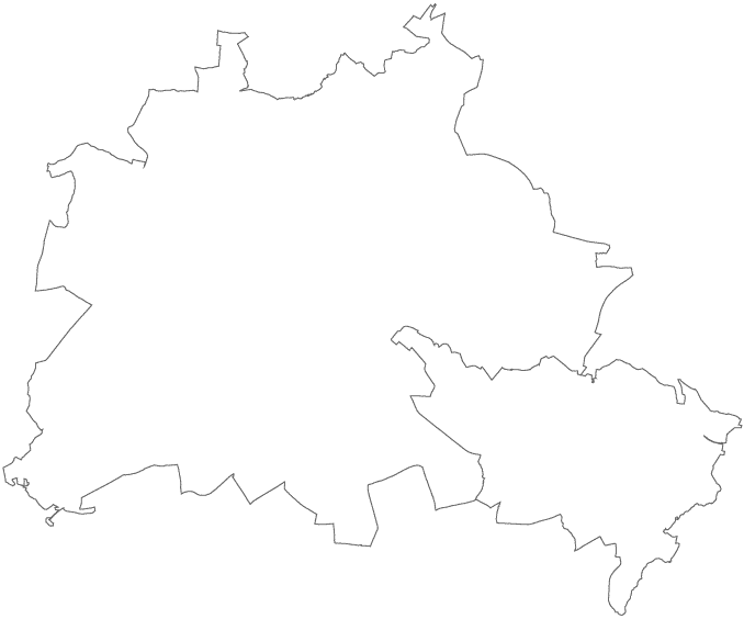 portfolio map B Treptow Köpenick