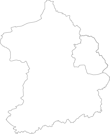 portfolio map E Stadtbezirk VII