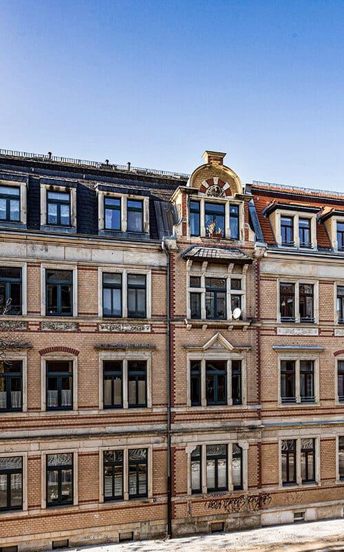 MÄHREN AG Immobilienankauf Dresden