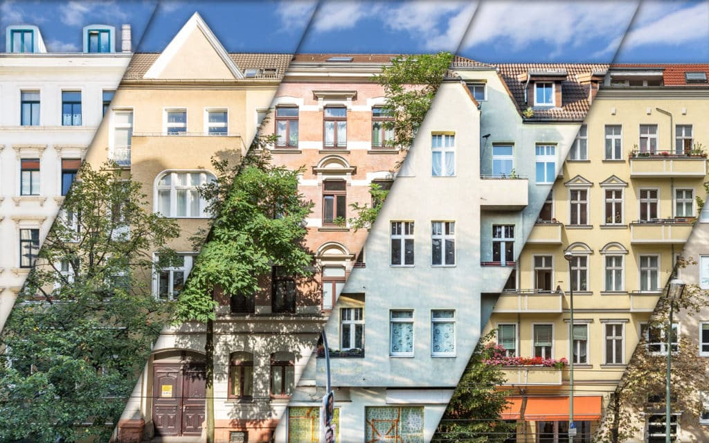 MÄHREN AG Immobilienportfolio