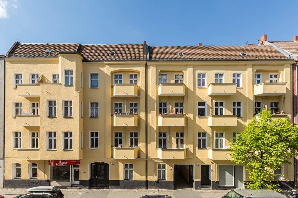MÄHREN AG Mehrfamilienhäuser