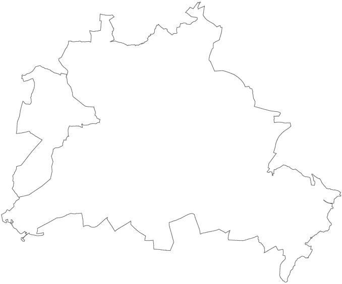 portfolio map B Spandau