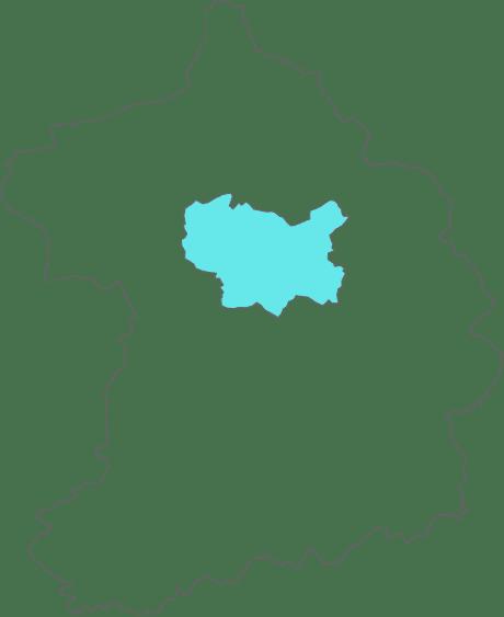 portfolio map E Stadtbezirk III OVER