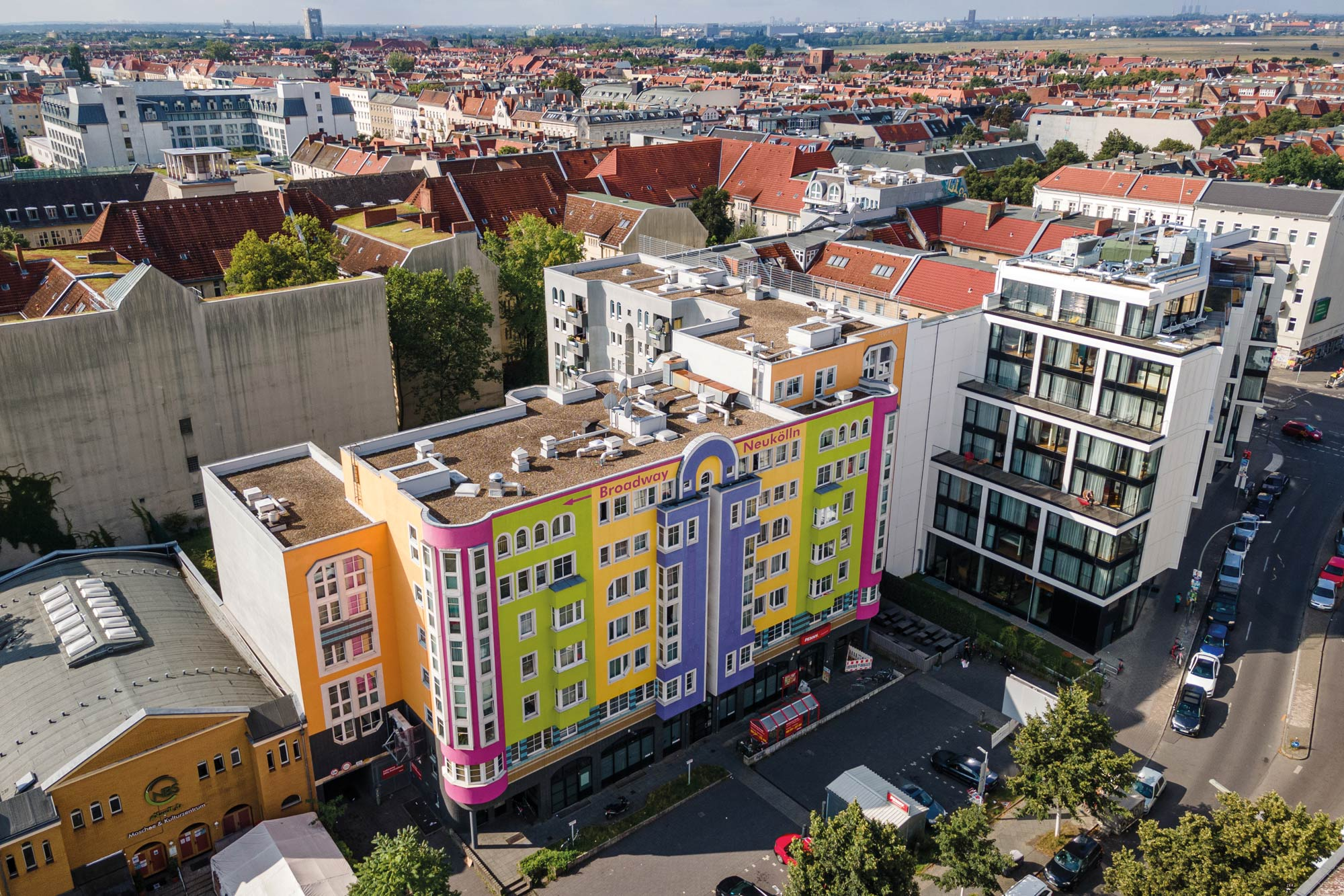 Ankauf einer Wohnanlage in Berlin