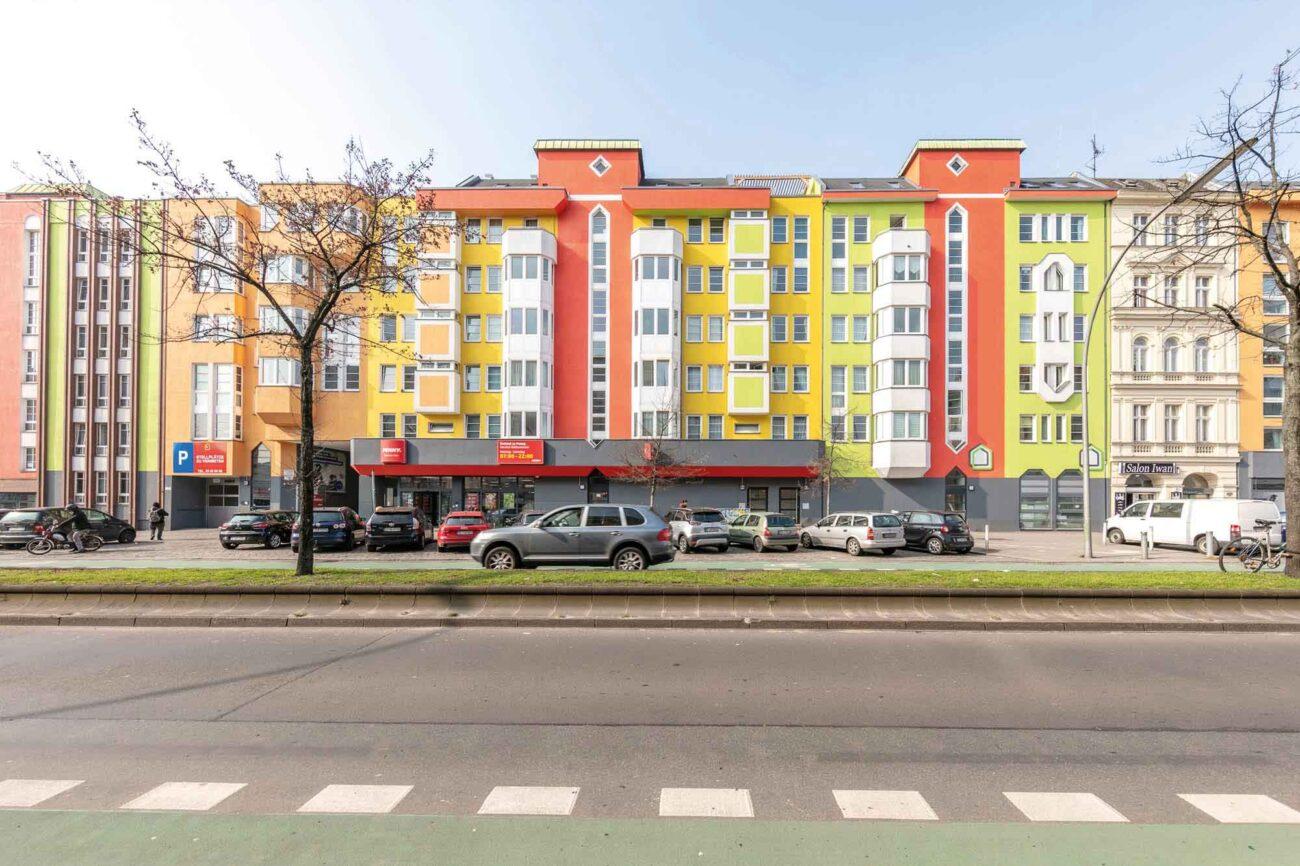 Ankauf Wohnanlage Berlin