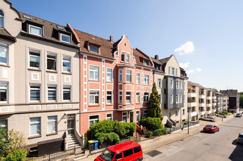 Mehrfamilienhaus in Essen