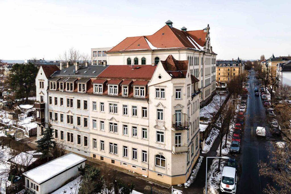 Mehrfamilienhaus in Dresden